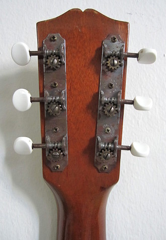 Phrase thank Kluson guitar tuners on a strip assured