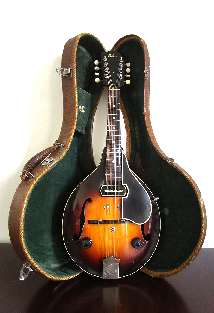 history of gibson mandolins
