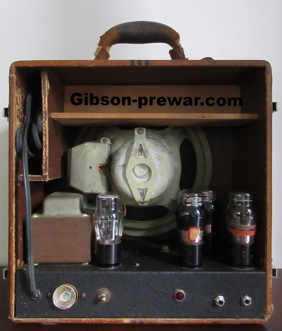 Gibson Pre-War Guitars, Kevin Mark Designs - Gibson 1935-\'36 E(H ...