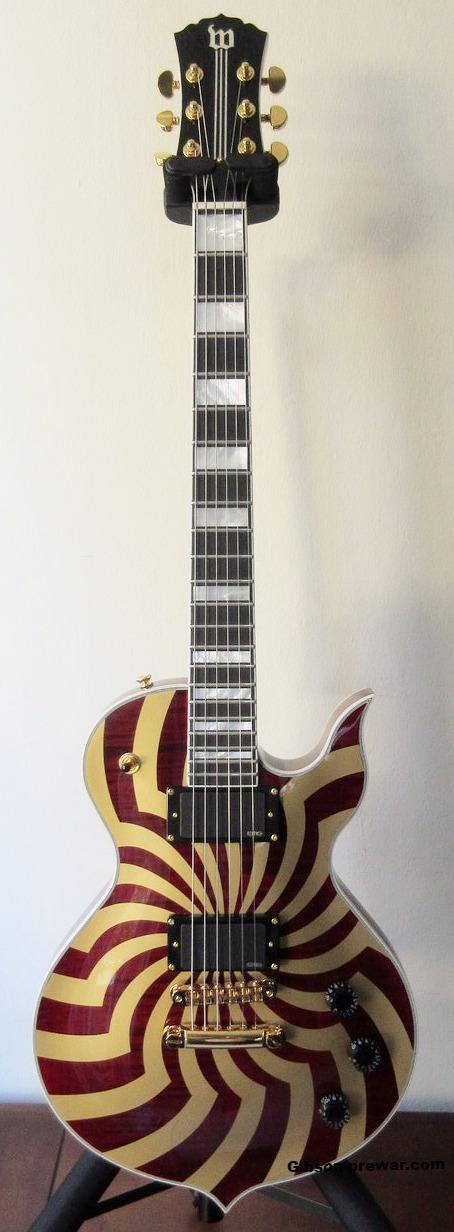 Gibson Pre-War Guitars, Kevin Mark Designs - Modern Electric/Heavy ...